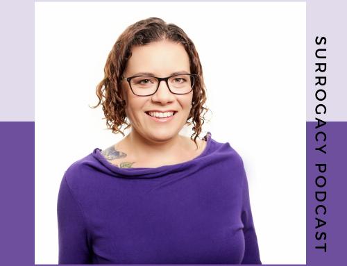The Surrogacy Podcast Episode 1: Sarah Jefford