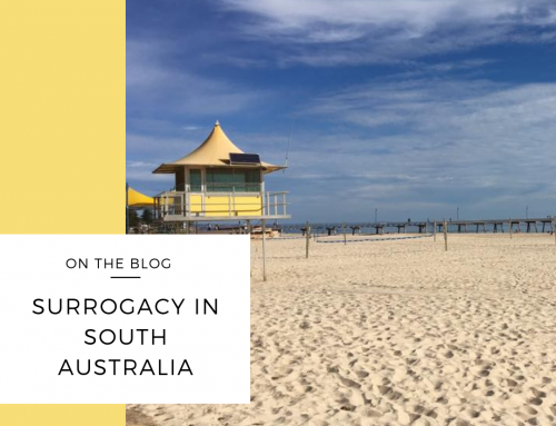 South Australia Surrogacy Law Reform Update