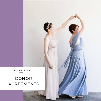 Donor Agreement