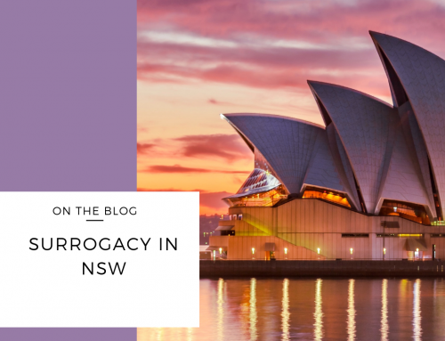 Surrogacy in New South Wales