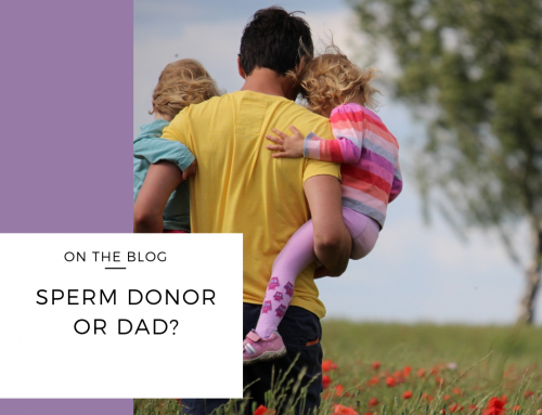 Sperm Donor or Dad – the case of Masson and Parsons & Anor