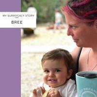 surrogacy story bree