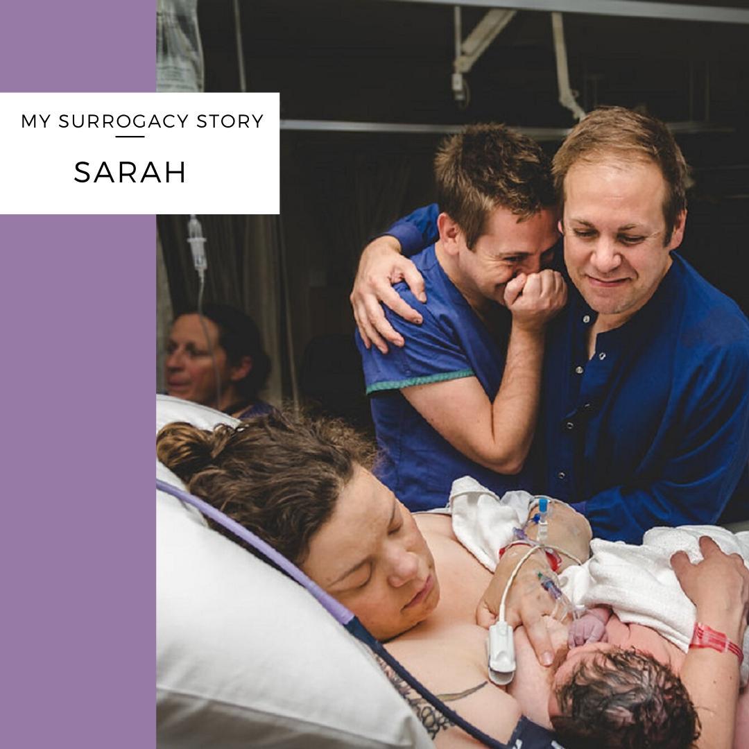 sarah jefford surrogacy