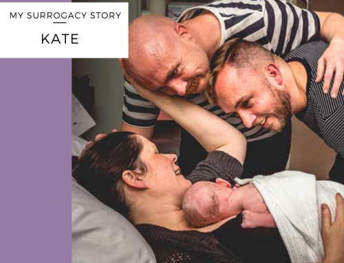 My Surrogacy Story: Kate