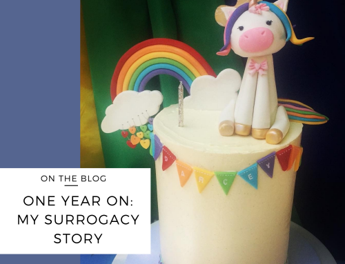 One Year On: My Surrogacy Story