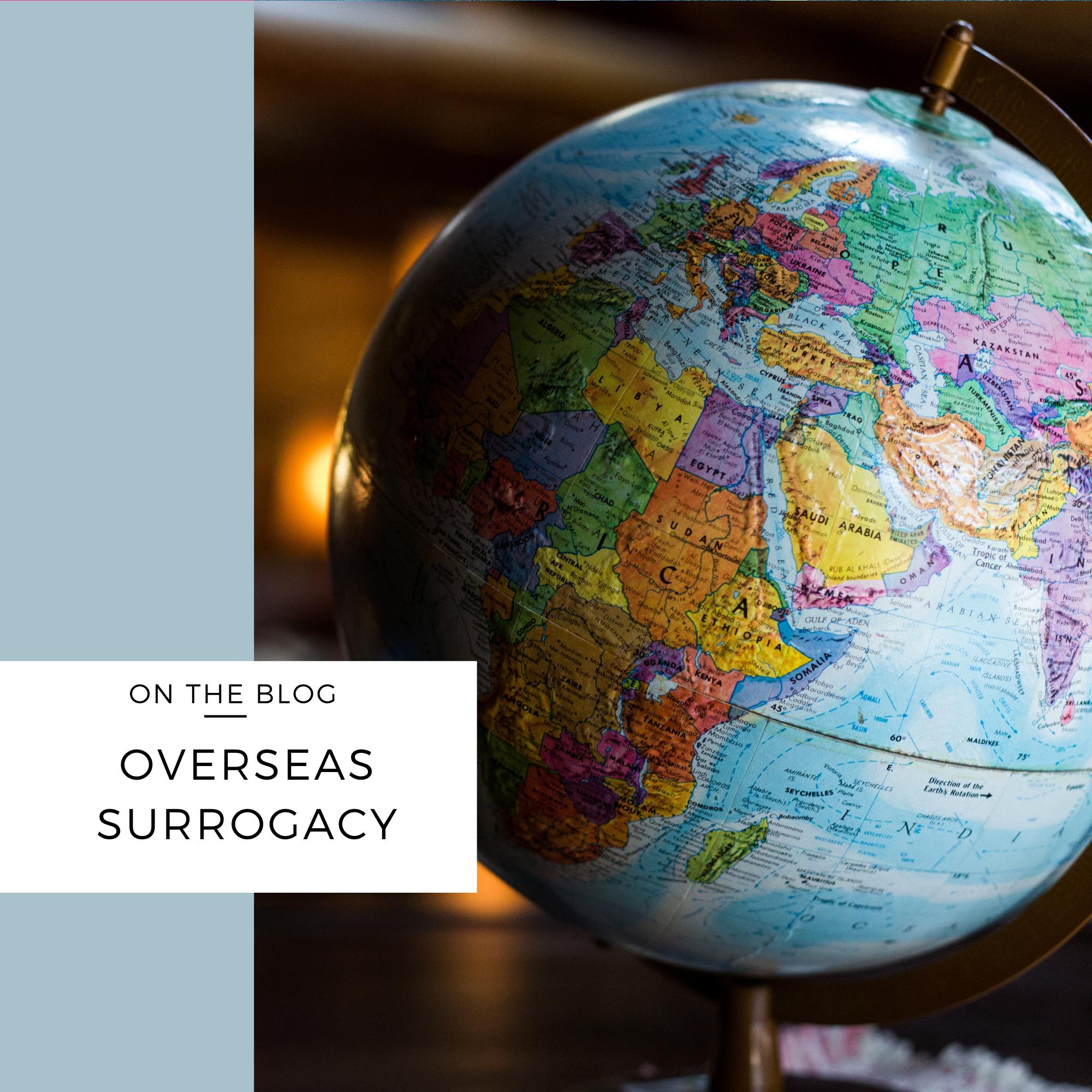 overseas surrogacy