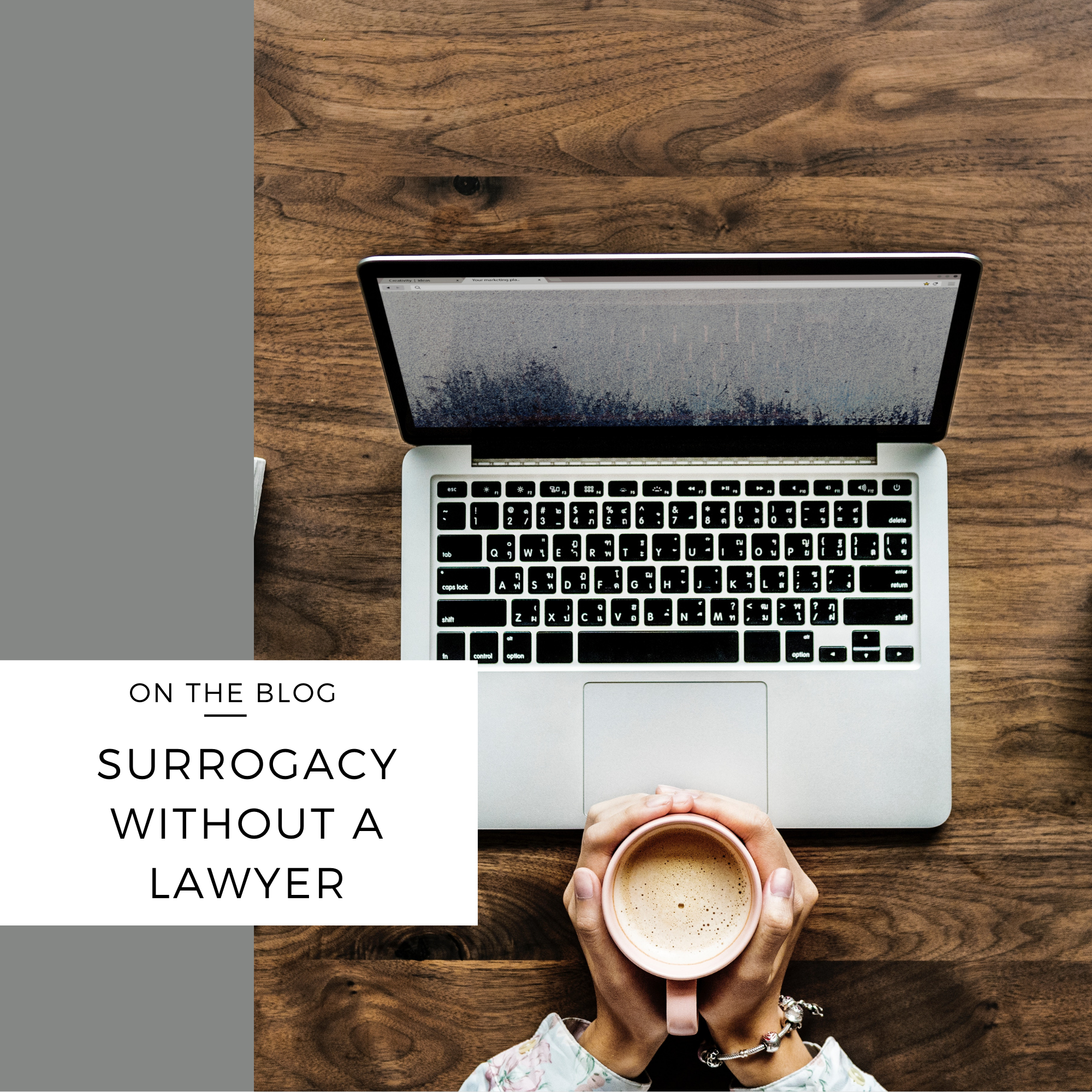 surrogacy without lawyer