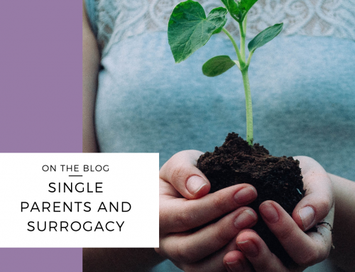 Single Parent Surrogacy