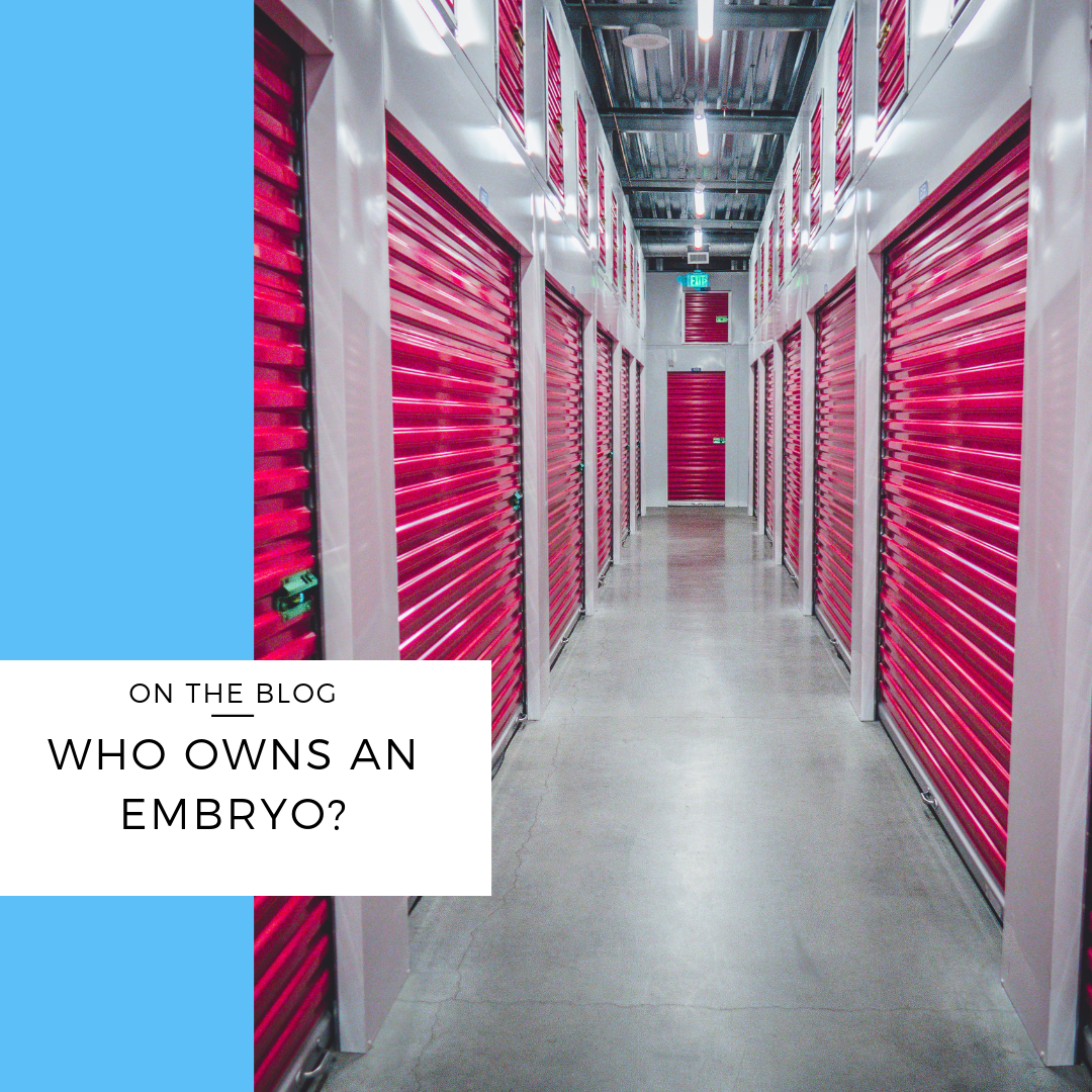 who owns an embryo