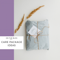 care package ideas surrogates