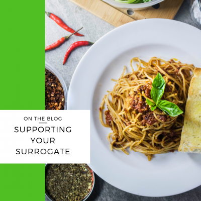 supporting your surrogate