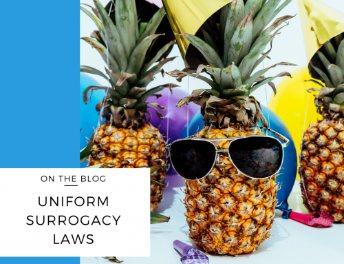 Uniform Surrogacy Laws? Yes please!