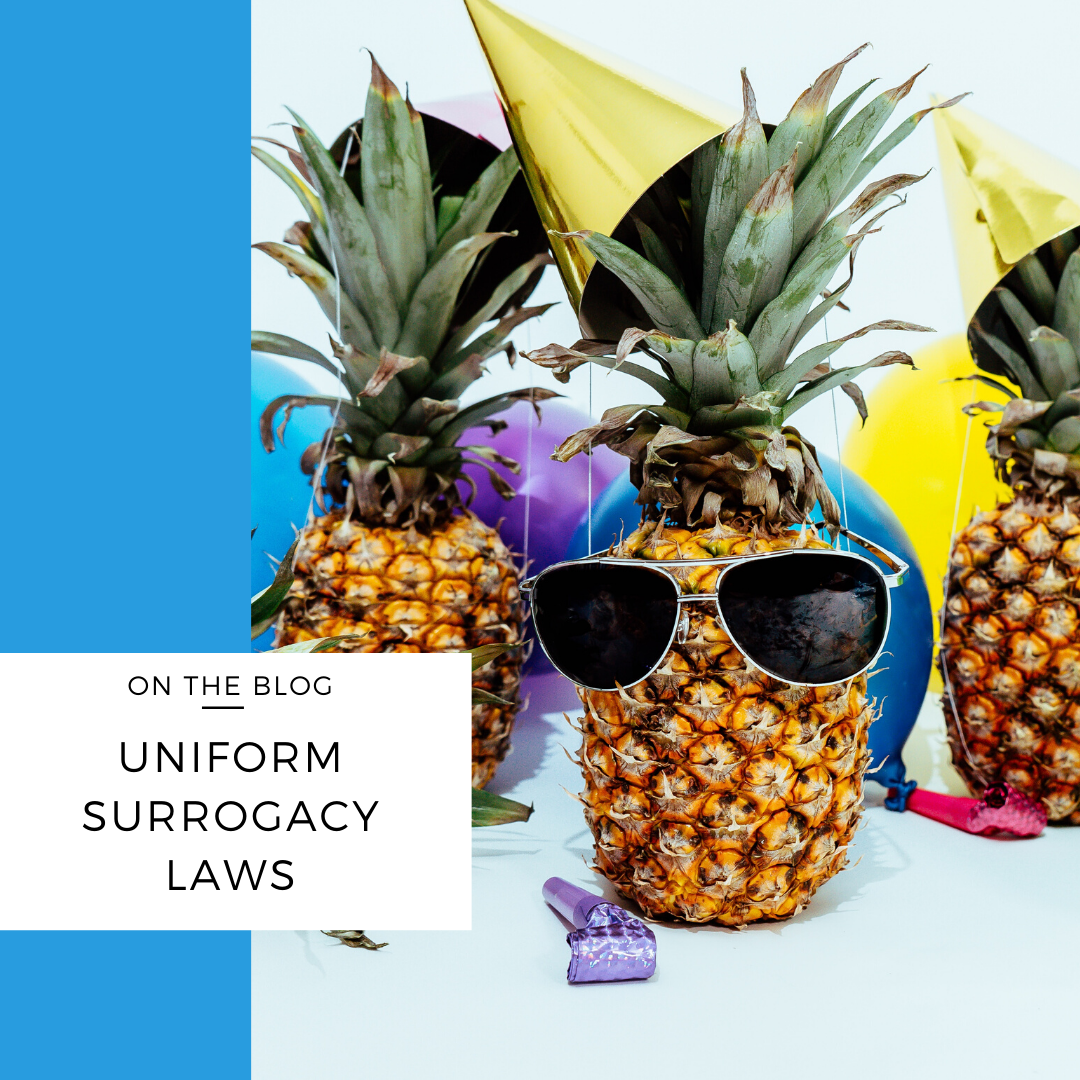 uniform surrogacy laws
