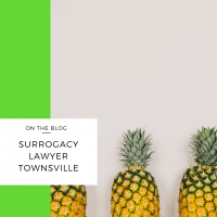 surrogacy lawyer townsville