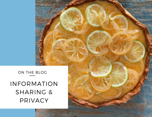Surrogacy Information Sharing and Privacy