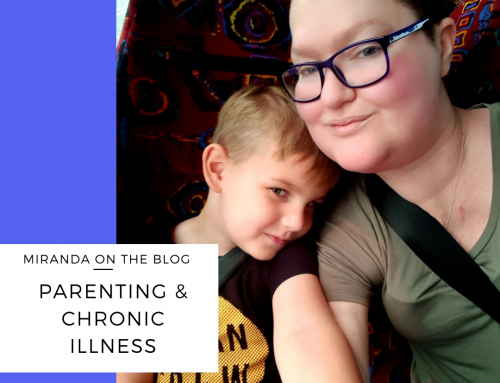 Parenting and Chronic Illness – Parenting Beyond Exhaustion