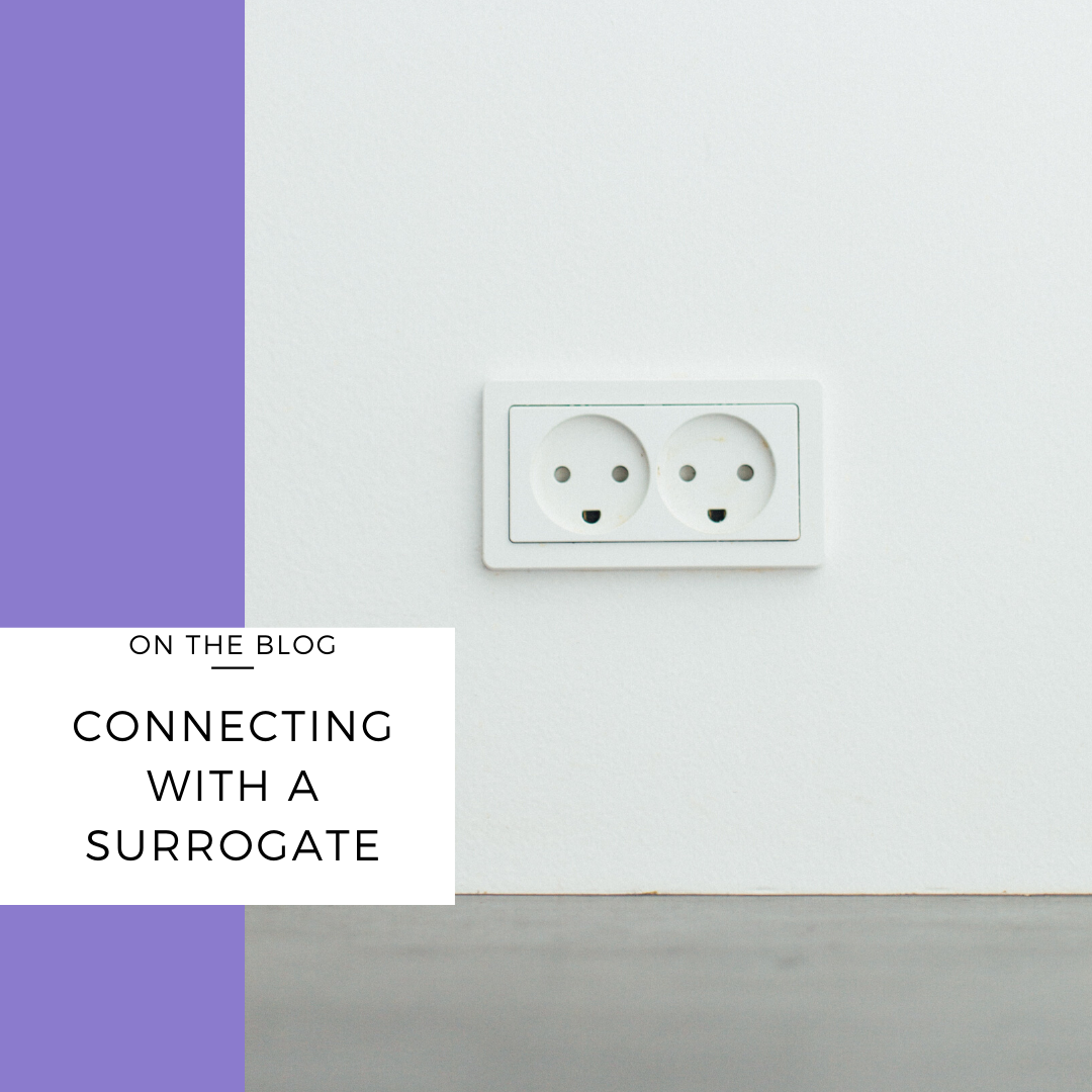 connect with a surrogate