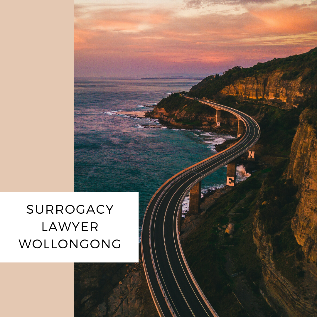 surrogacy lawyer wollongong