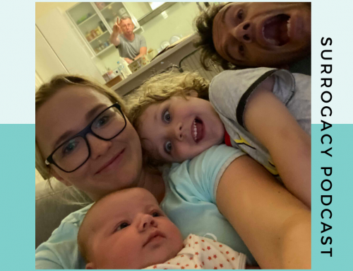 The Surrogacy Podcast Episode 84: Crystal