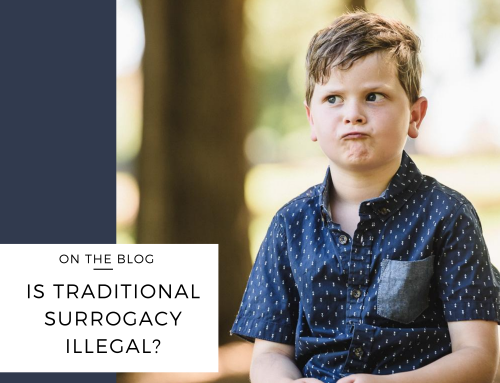 Is Traditional Surrogacy Illegal?