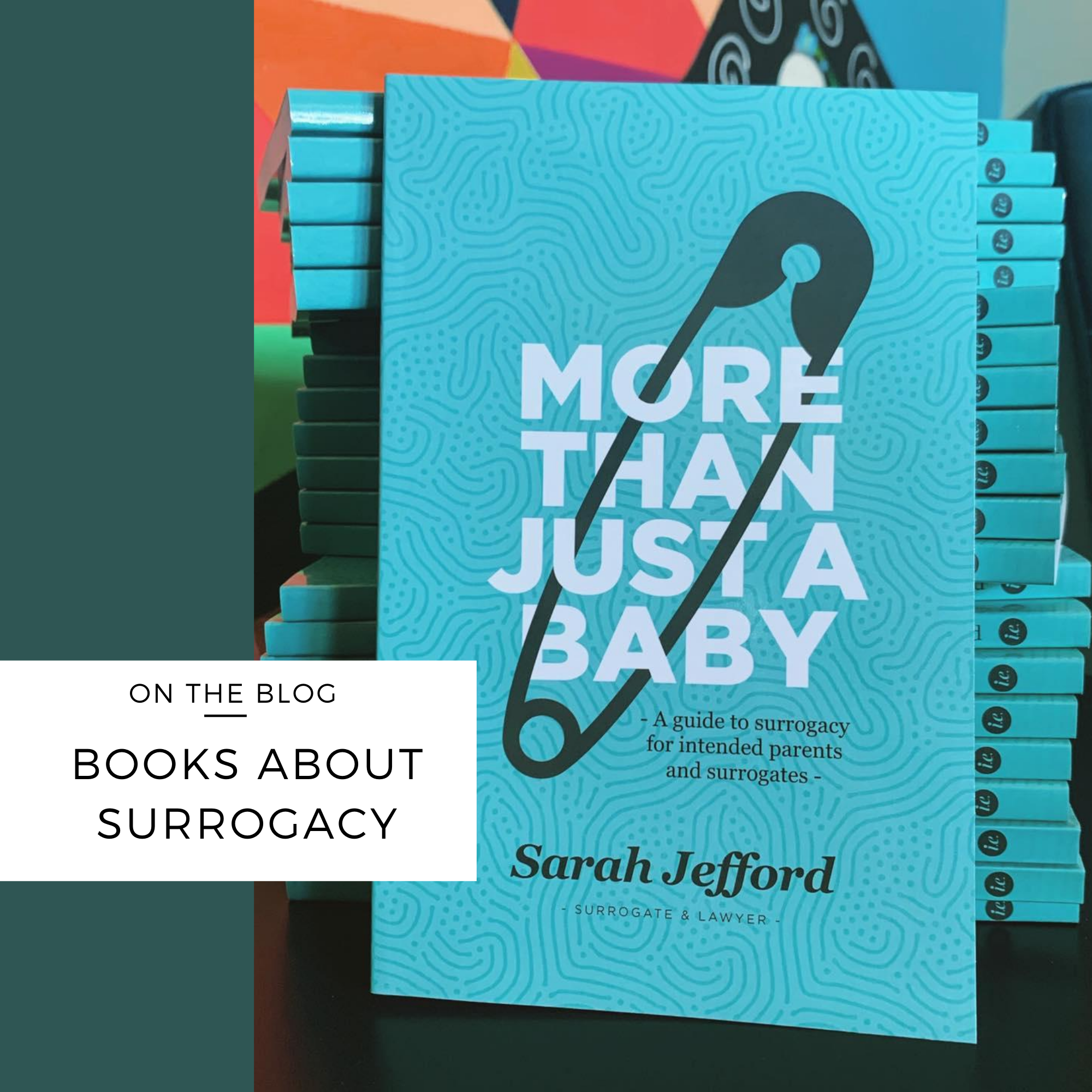 books about surrogacy
