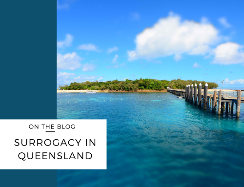 Surrogacy in Queensland