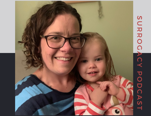 The Surrogacy Podcast Episode 99: Sarah Jefford