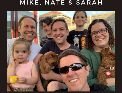 The Surrogacy Podcast Episode 100: Mike, Nate and Sarah