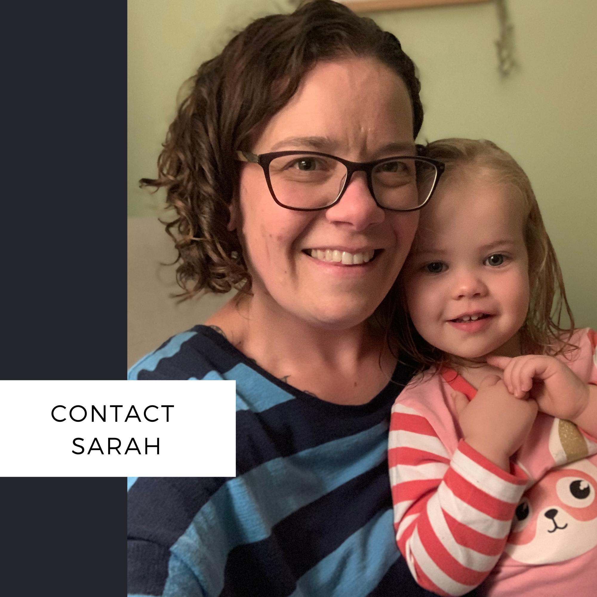 contact sarah