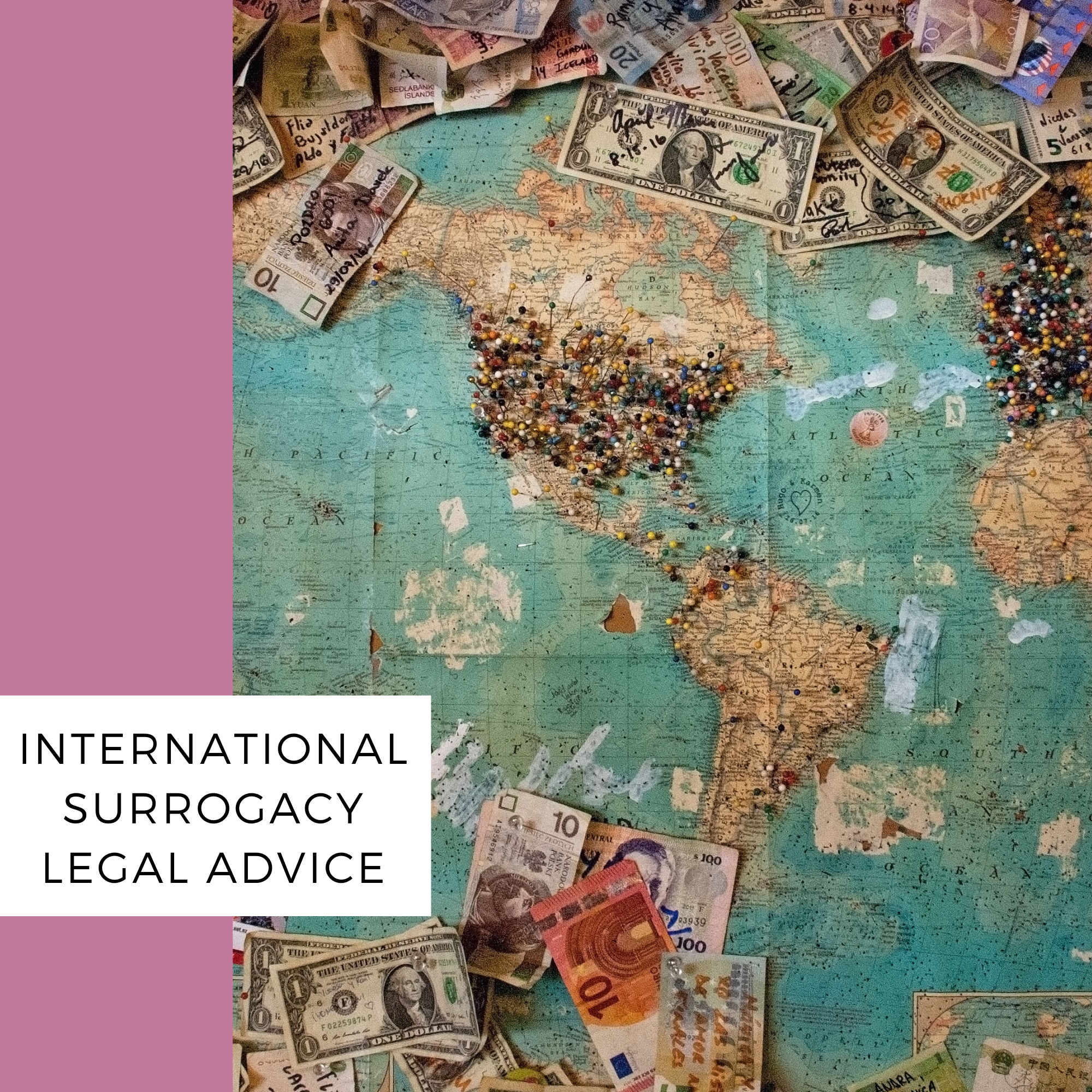 international surrogacy legal advice