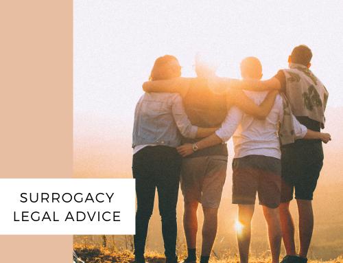 Surrogacy Arrangement Legal Advice