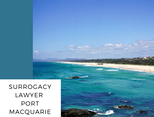 Surrogacy Lawyer Port Macquarie