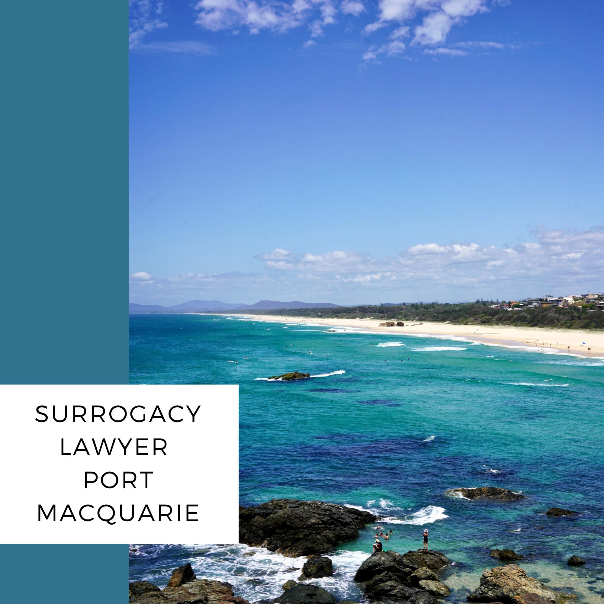 surrogacy port macquarie